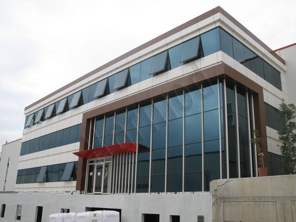 construction bureaux modulaires