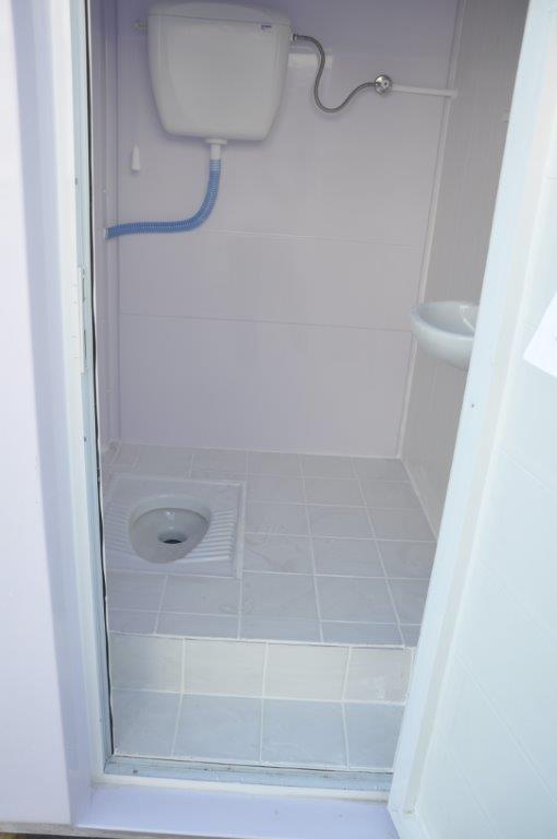 Fiberglass Portable Toilets