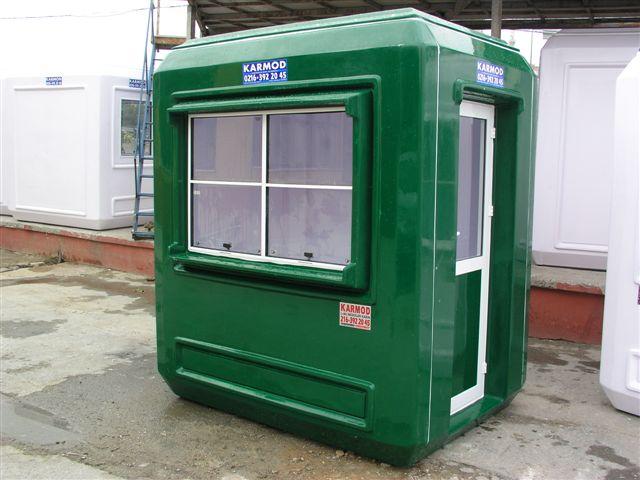 kiosque prefabrique