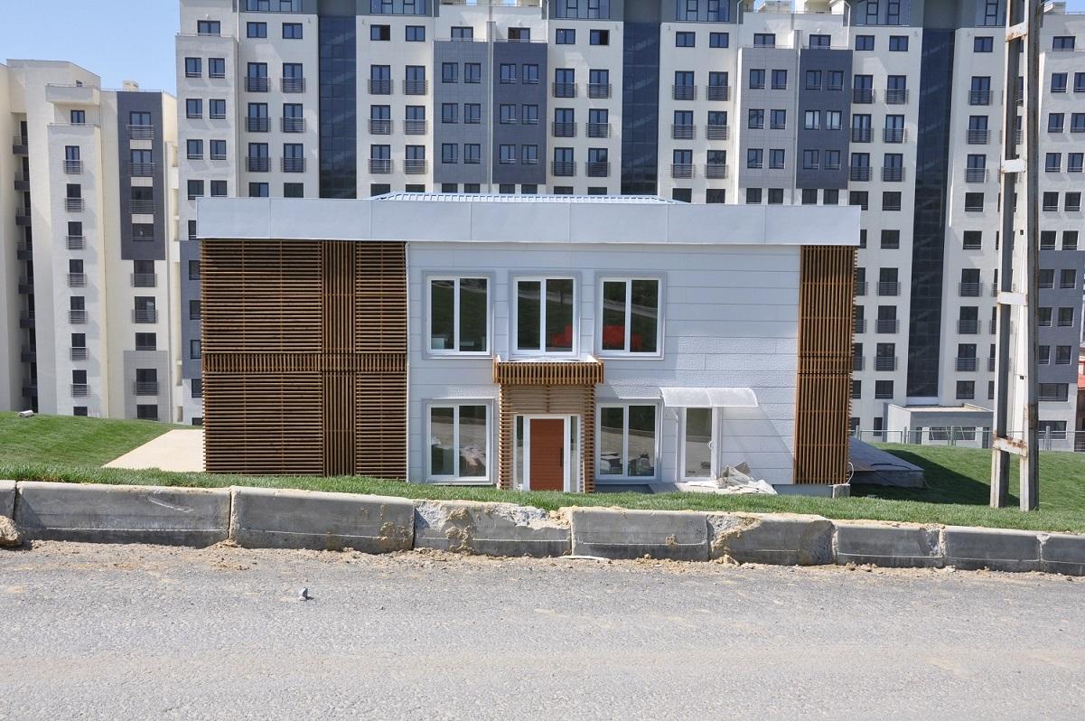 Steel Structure Luxury Modular Office