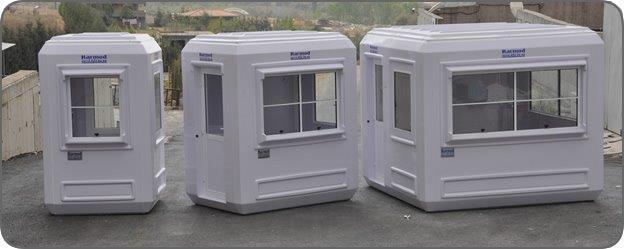 modular retail kiosks