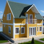 panelized prefabricated houses