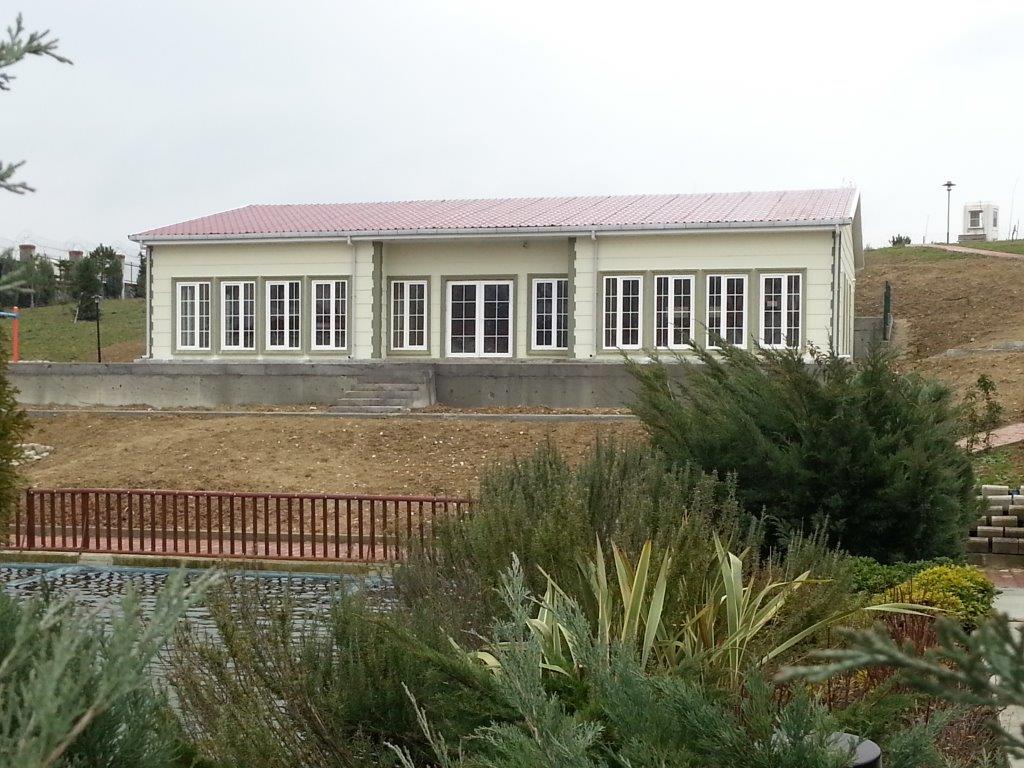 permanent building