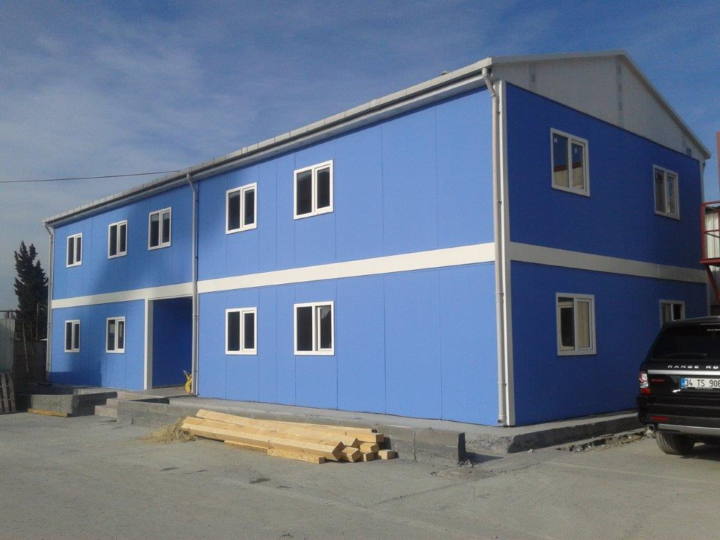 Permanent Modular Construction