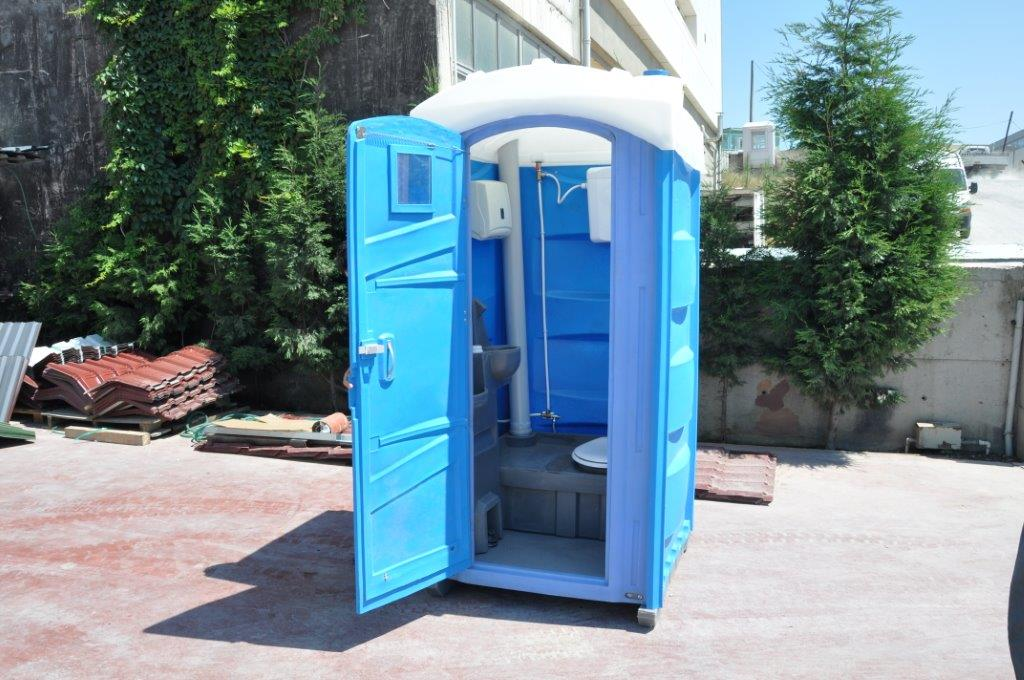 poly portable toilets