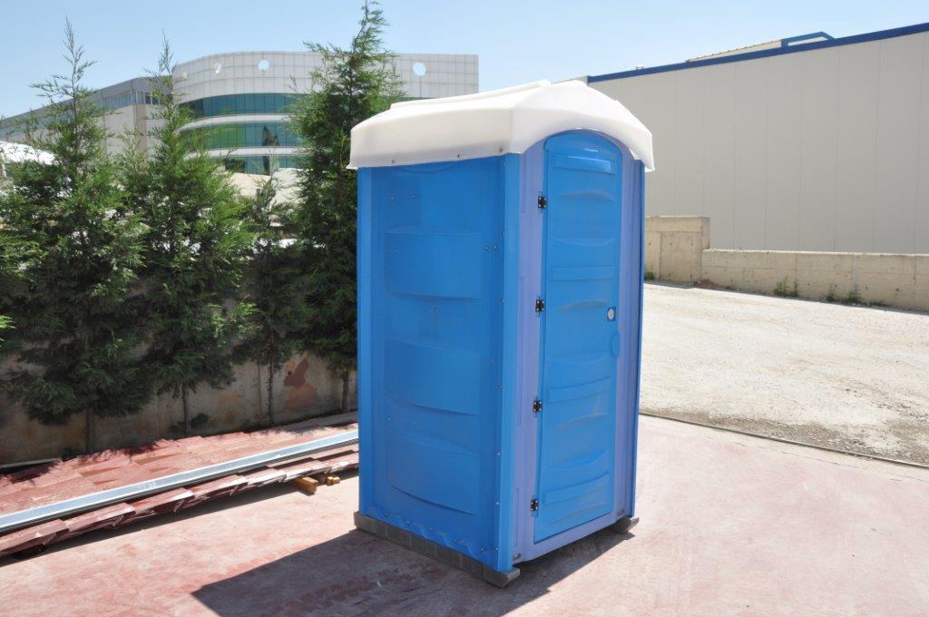 polyethylene portable toilet