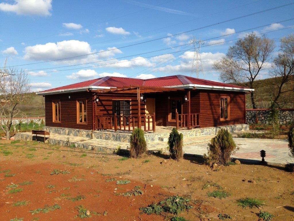 prefab house structures