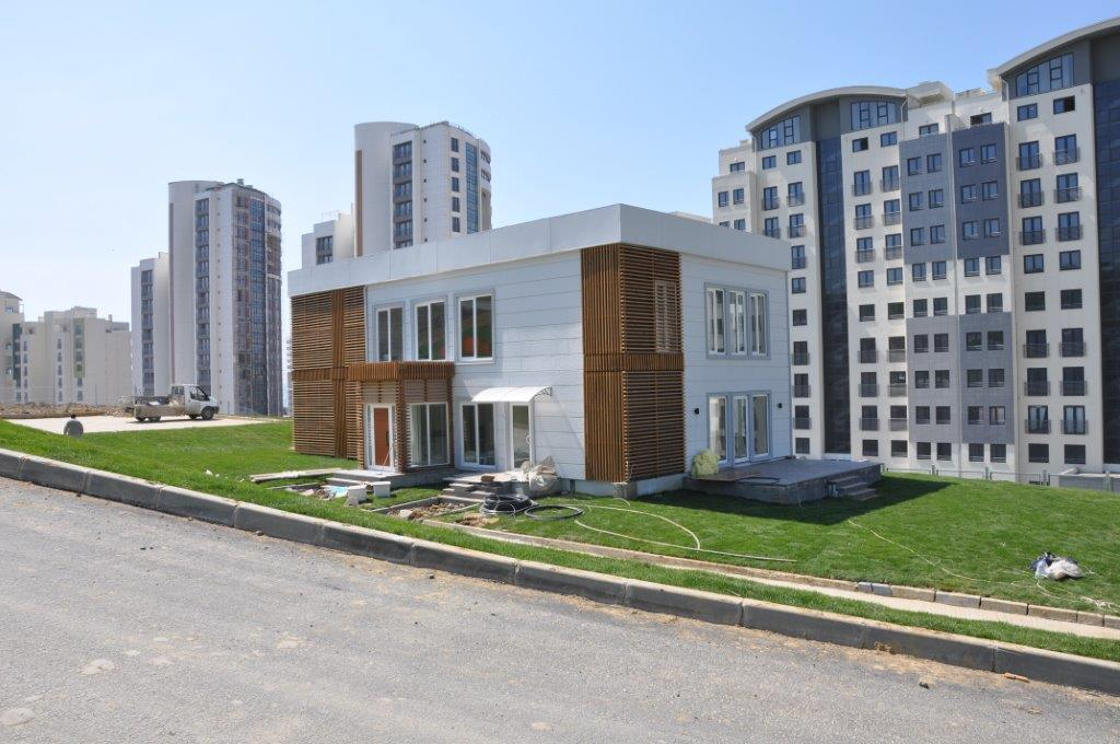 Permanent Prefabricated Buildings