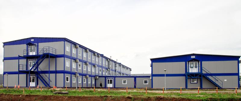 Prefabricated Panelized System Building Prefab Panel