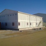 Syria prefabricated buildings