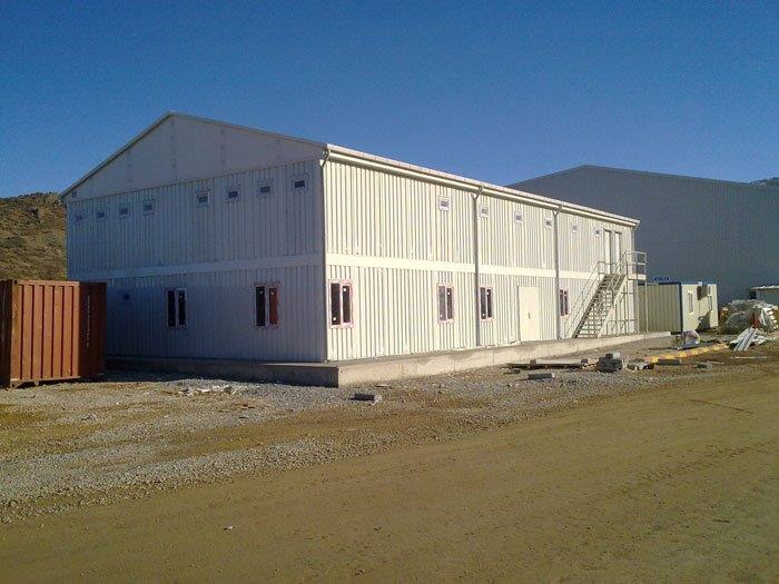 Syria prefabricated buildings