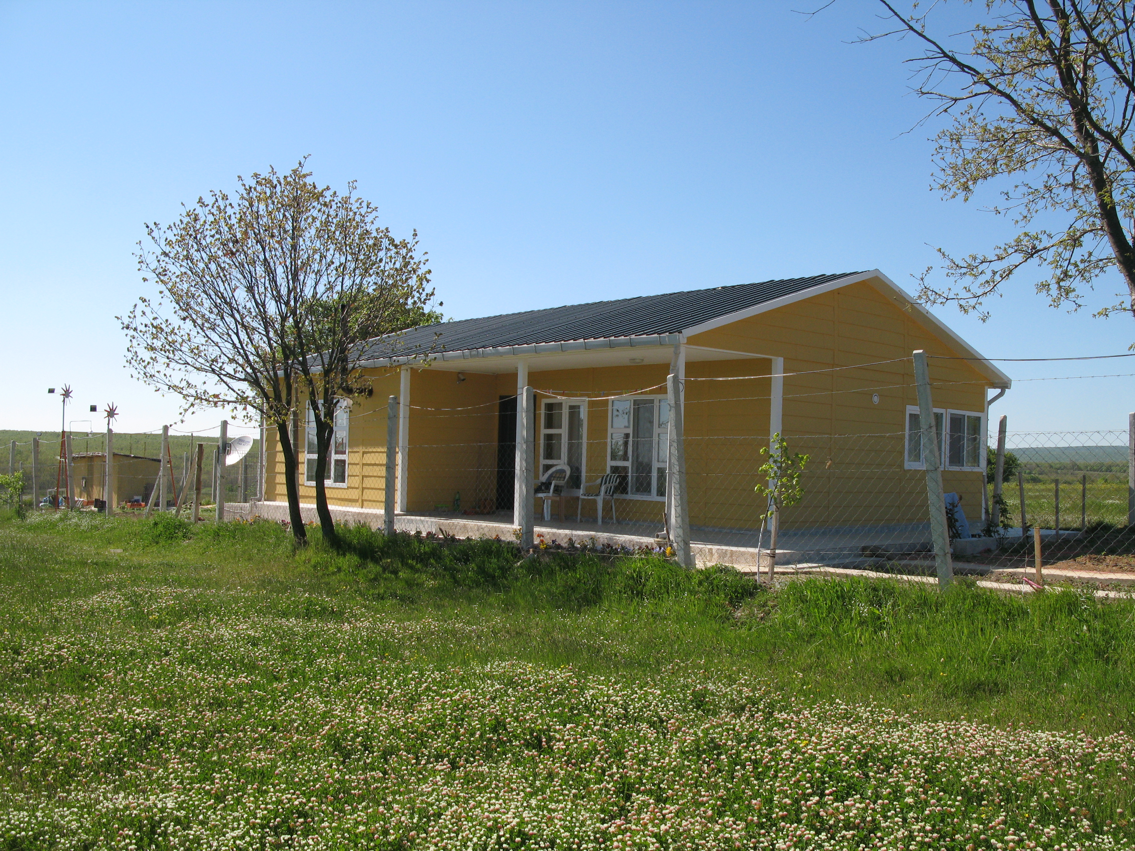 prefabricated steel houses Syria