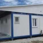 Syrian porta cabins