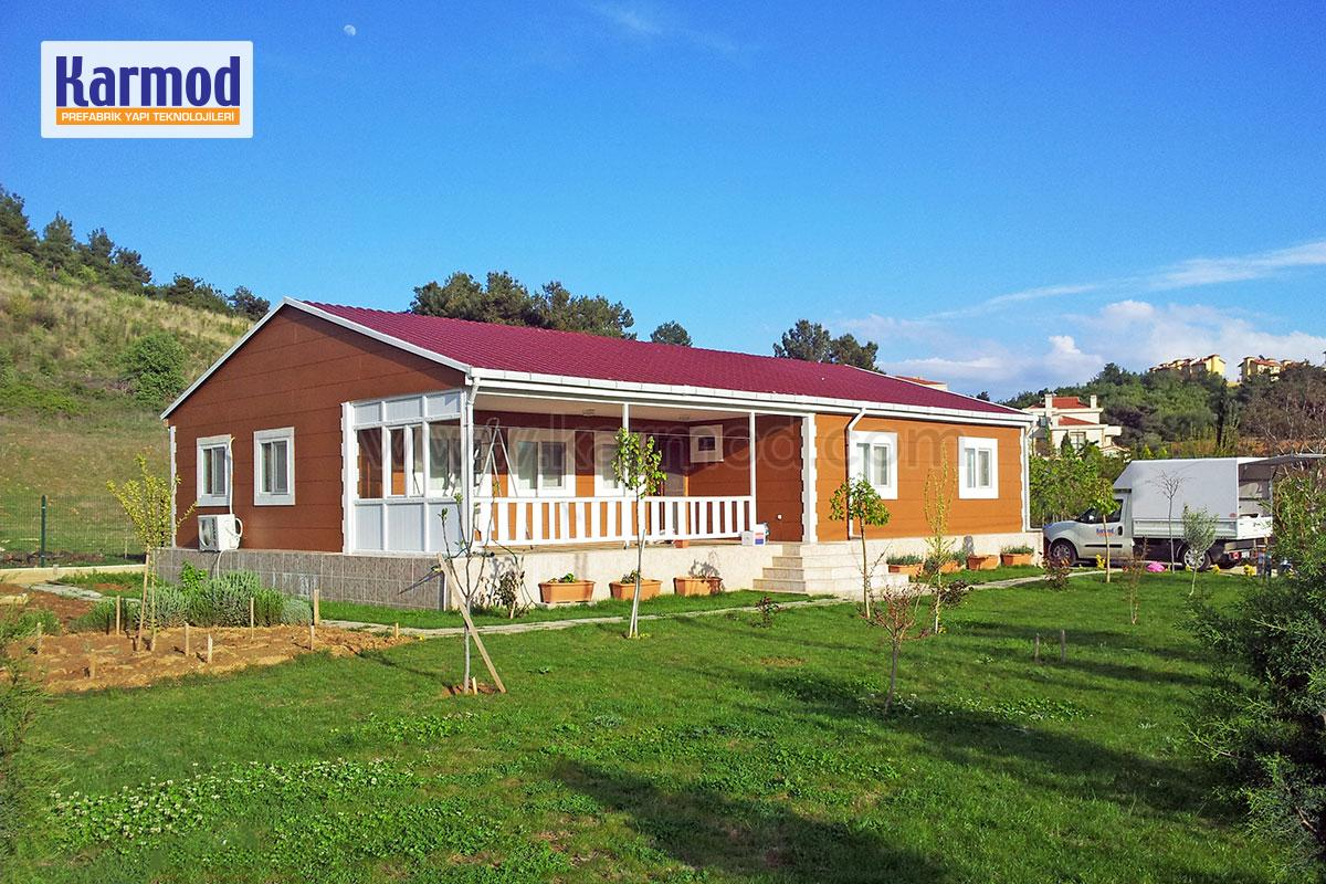 Eco friendly modular homes