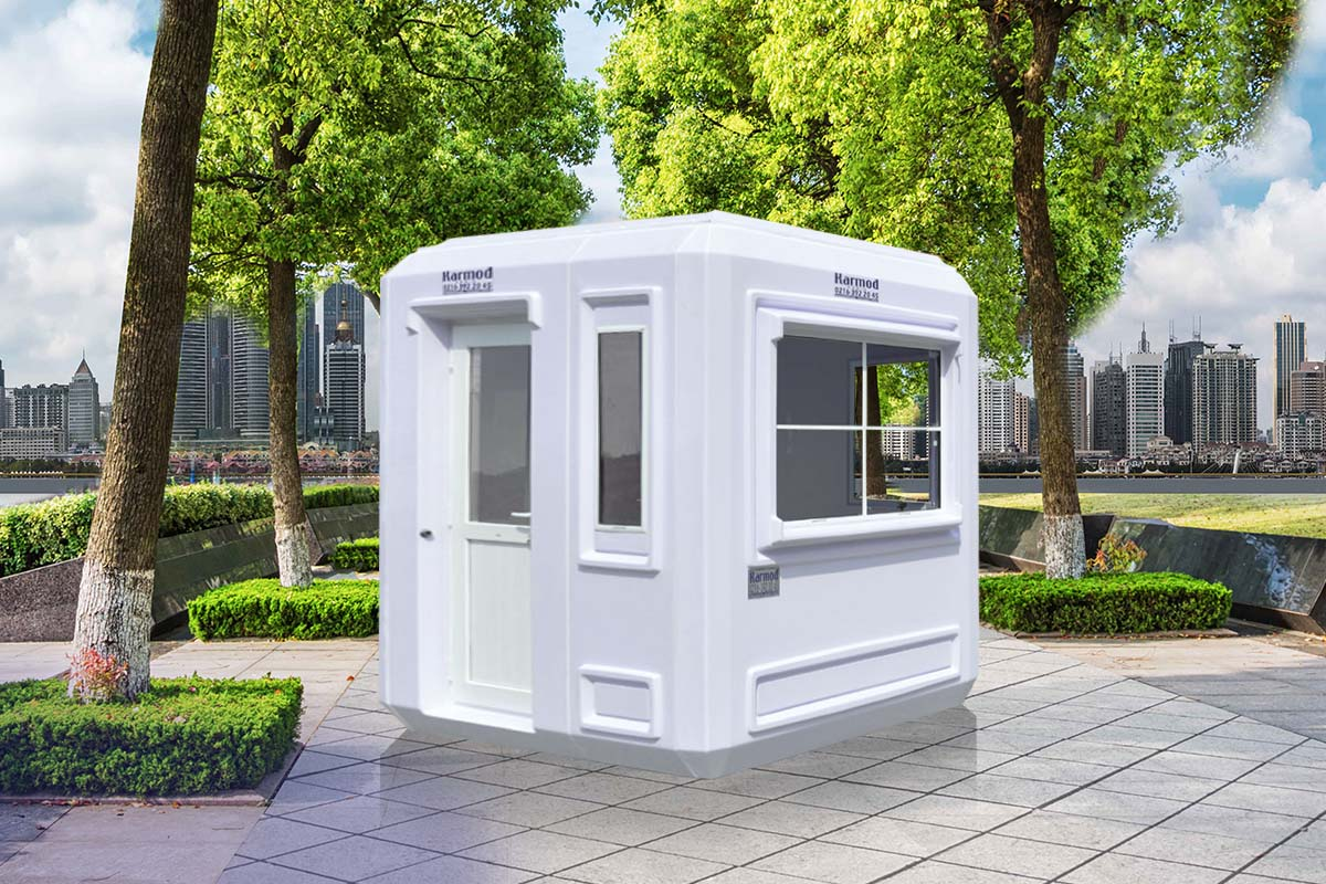 Guard Booths & Prefabricated Security Booths