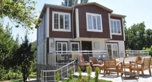 Prafab Ecological Homes