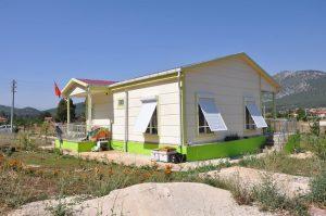 Prafab Ecological Houses