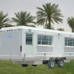 Mobile Guard Booths