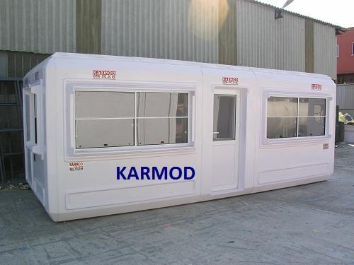mobile house caravan