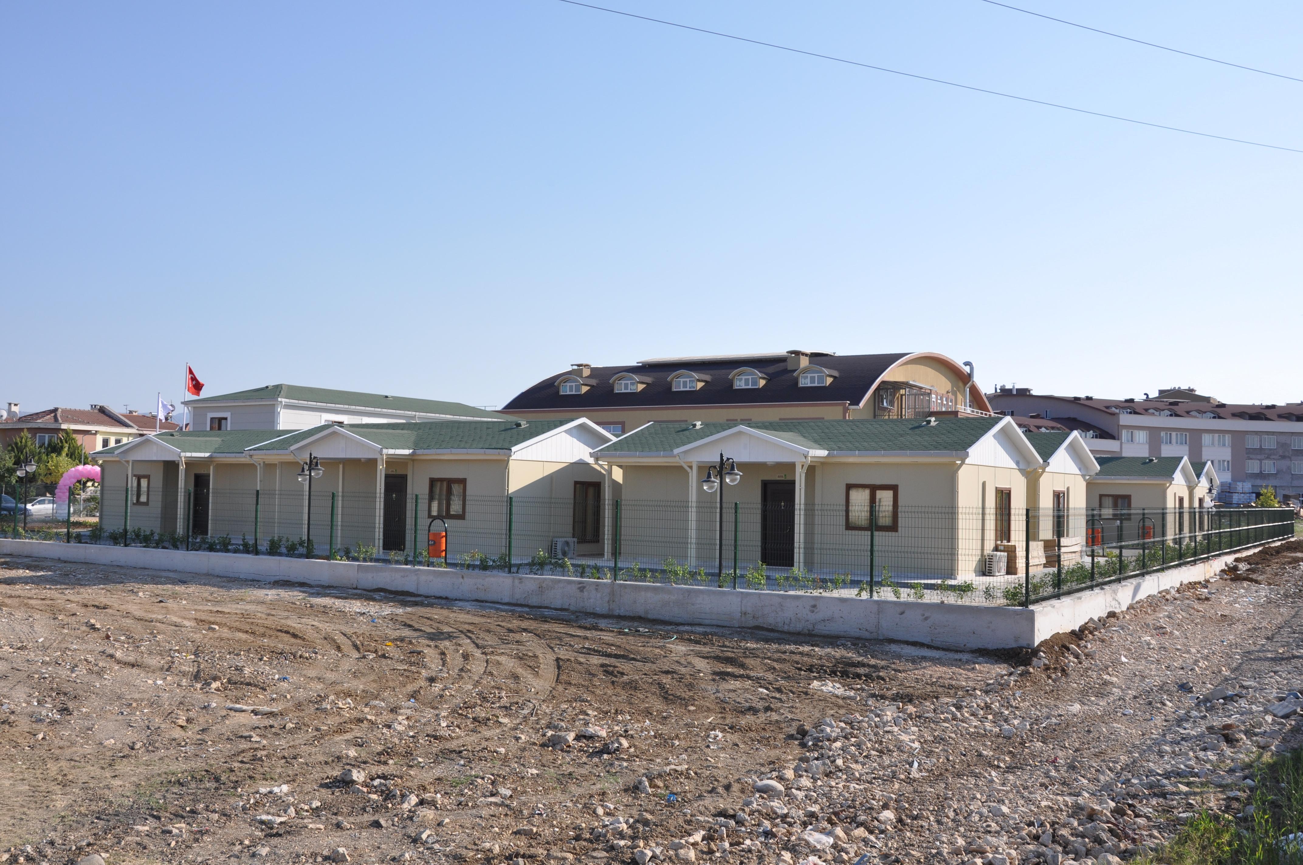 modular house iraq