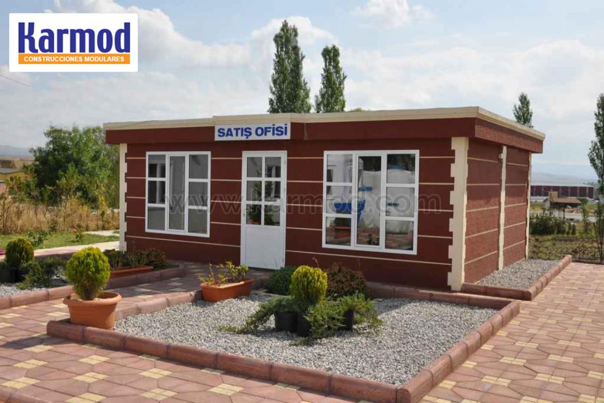 modern prefab shed