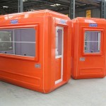 polyester cabins