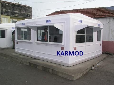 Modular Prefab Cabins