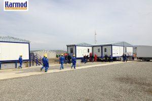 prefab camps
