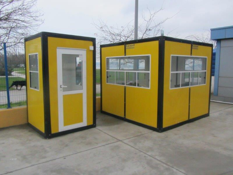 sandwich panel cabins