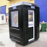 Security Huts Kiosks
