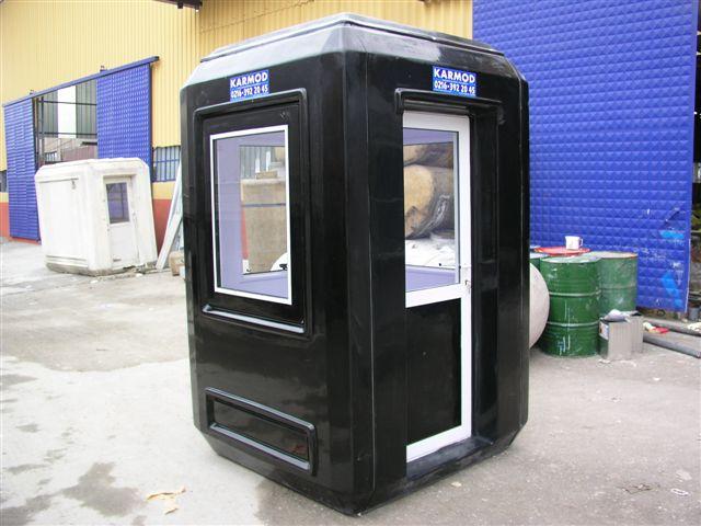 Security Huts Kiosks