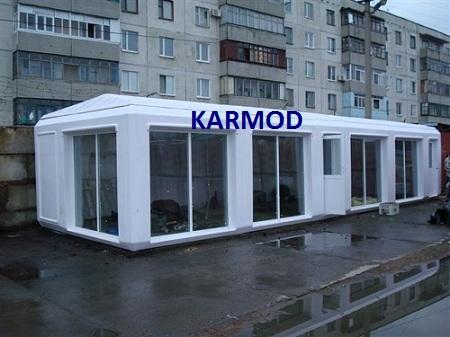 small prefab cabins