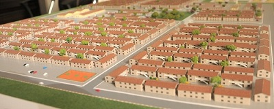 social public housing iraq