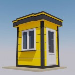 Ticket Booth|Parking Booth