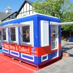 Portable Ticket Booths | Ticket Kiosks