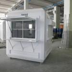 cabinas de seguridad blindadas