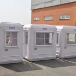 Modular Booths and Shelters