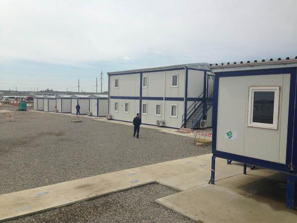 modular demountable buildings