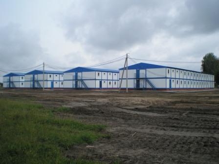 modulos prefabricados casetas de obra