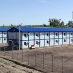 Módulos prefabricados y construcción modular