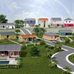 viviendas sociales pré-fabricadas chile