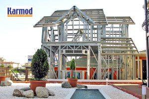 Steel Frame House Cost