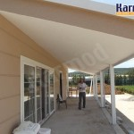 fiber cement prefabricated house