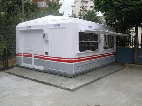 Portable Retail Cabins