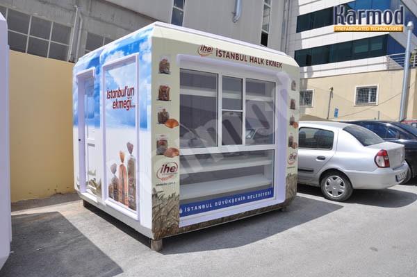 bread kiosks