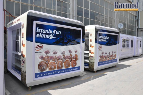 Turkish Kiosk Project