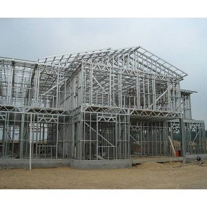 Steel Framed Houses Africa