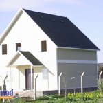 modern prefab housing europe