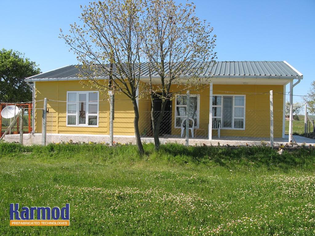 prefab houses europe