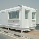 Prefabricated shelters manufacturers